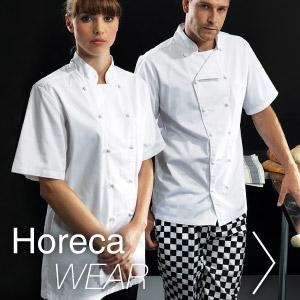 Bedrijfskleding horeca