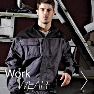 Bedrijfskleding workwear